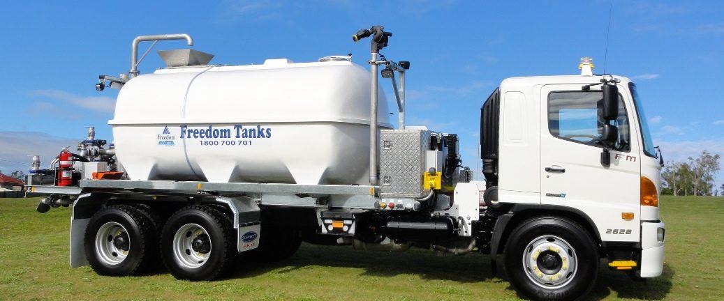 13000 Litre Water Truck