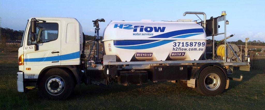9000 Litre Truck