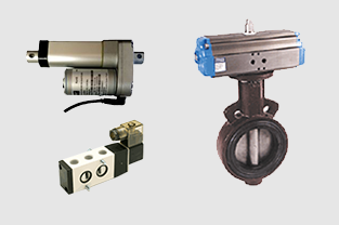 Valves and Actuators